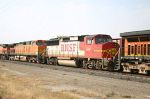 BNSF 122